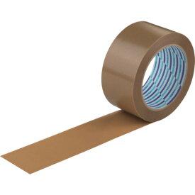 ■パイオラン 梱包用テープ 50MM×25M ベージュ〔品番:K-10-BE 50MMX25M〕[TR-3563952]