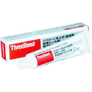 ■スリーボンド 配管用シール剤 シリコーン系 上水・給湯用 TB4230 140g 白色[品番:TB4230][TR-3748782]