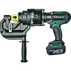 ■オグラ コードレス油圧式パンチャー〔品番:HPC-N208WDF〕[TR-4402898]