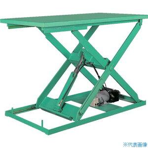 ■ビシャモン テーブルリフト ミニXシリーズ 均等荷重300kg ストローク1000mm[品番:X030815AB][TR-4605781][送料別途見積り][法人・事業所限定][直送]