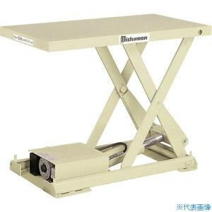 ■ビシャモン テーブルリフト ちびちゃんシリーズ 均等荷重750kg ストローク650mm[品番:X75AB][TR-4605977][送料別途見積り][法人・事業所限定][直送]