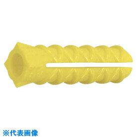 ■サンコー テクノ オールプラグCMタイプ ポリエチレン樹脂製 (180本入)〔品番:CM-6X25Y〕[TR-4702476]