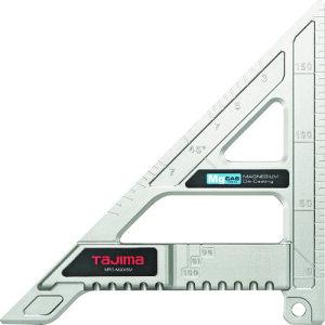 ■タジマ 丸鋸ガイド モバイル 90-45 マグネシウム 〔品番:MRG-M9045M〕[TR-4941454]