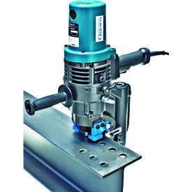 ■オグラ 電動油圧式パンチャー〔品番:HPC-2213W〕[TR-7527209]【大型・重量物・個人宅配送不可】