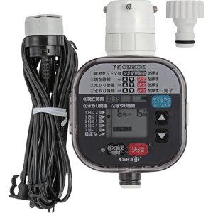 ■タカギ かんたん水やりタイマー雨センサー付[品番:GTA211][TR-7582714]