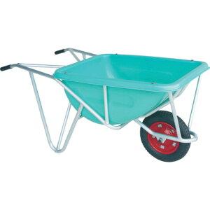 ■HARAX アルミ一輪車[品番:CF4N][TR-7631405][送料別途見積り][法人・事業所限定]