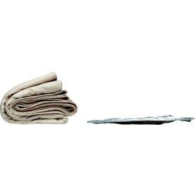 ■ミドリ安全 真空パック毛布 マイクロファイバー毛布〔品番:MF-BLANKET-MF2〕[TR-7847572]