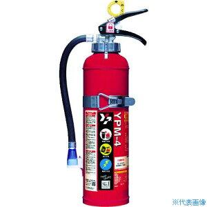 ■ヤマト 自動車用消火器4型(ブラケット別梱包)[品番:YPM-4][TR-8115441]