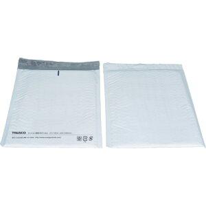 ■TRUSCO クッション封筒 クラフト紙 120×235mm 10枚入パック[品番:TCF120][TR-8189476]