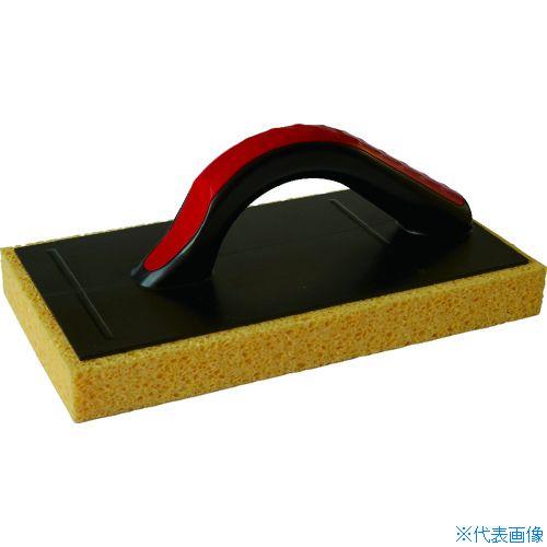 ■K/H ウォッシュフロート デザインライン スポンジ付 黒 140×280×30〔品番:2-5011-90〕[TR-8369847]