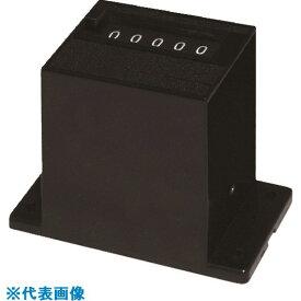 ■ライン精機 電磁カウンター(リセットツキ)5桁 MCR5CNAC200V(8383782)[送料別途見積り][法人・事業所限定][掲外取寄]