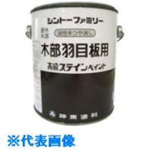 ■シントー 高級ステインペイント チョコレート 3L 6缶入 〔品番:5170-3.0〕[〕[TR-8512107×6][送料別途見積り][法人・事業所限定][掲外取寄]