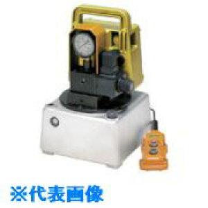 ■エナパック 単相100V小型電動油圧ポンプ〔品番:PE1700-HWCJ〕[TR-8520147][送料別途見積り][法人・事業所限定][掲外取寄]