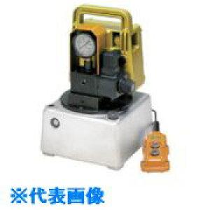 ■エナパック 単相100V小型電動油圧ポンプ〔品番:PE1700-HWOJ〕[TR-8520148][送料別途見積り][法人・事業所限定][掲外取寄]