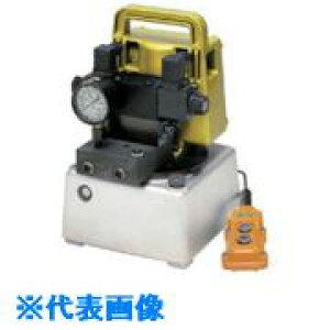 ■エナパック 単相100V小型電動油圧ポンプ〔品番:PE1700-VD1J〕[TR-8520149][送料別途見積り][法人・事業所限定][掲外取寄]
