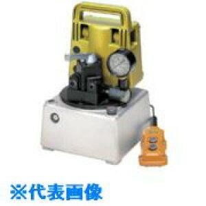 ■エナパック 単相100V小型電動油圧ポンプ〔品番:PE1700-VM2J〕[TR-8520152][送料別途見積り][法人・事業所限定][掲外取寄]