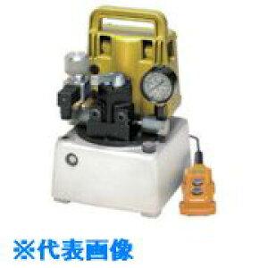 ■エナパック 単相100V小型電動油圧ポンプ〔品番:PE1700-VM4J〕[TR-8520153][送料別途見積り][法人・事業所限定][掲外取寄]