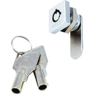 ■TRUSCO シリンダー錠 ミニスクウェアロック 2箇所抜け[品番:CLCA021][TR-8555871]