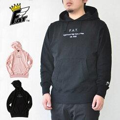 FATエフエーティーパーカーKEYSTONEメンズ18春夏黒ピンクM-2XLF31810-SW01