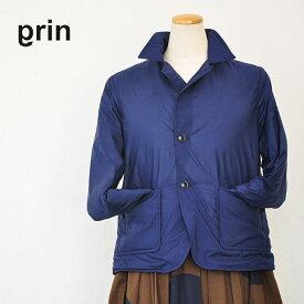 grin グリン ジャケット Pタフタジャケット 紺 Mサイズ レディース 8174J-002