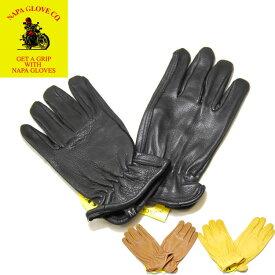 NAPA GLOVE ナパグローブ 手袋 DEERSKIN GLOVE ディアスキングローブ 鹿革 グローブ #800SP メンズ