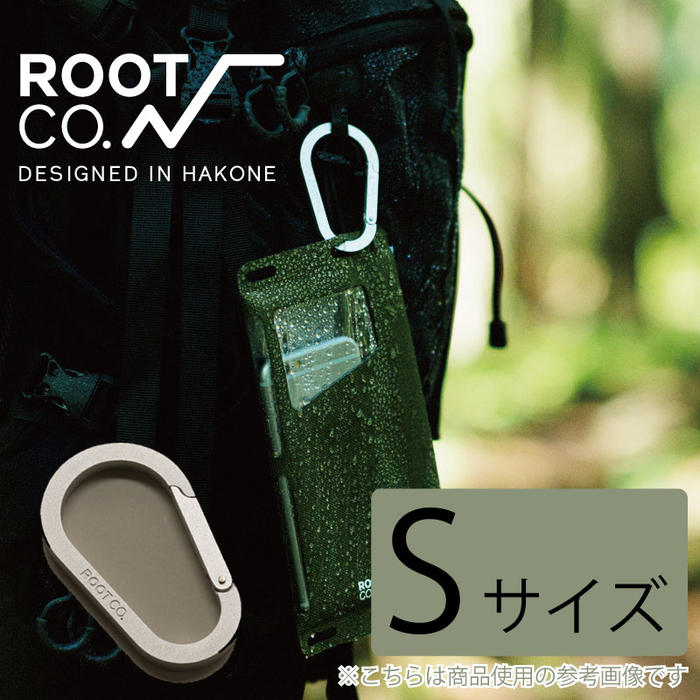 ROOT CO. PLAY ルートコー Carabiner カラビナ アルミS【スマホ スマートフォン iphone】