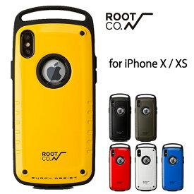 ROOT CO iphone X XS ルートコー Shock Resist Case Pro. iPhoneX アウトドア 耐衝撃 MIL規格 スマホケース GSP8