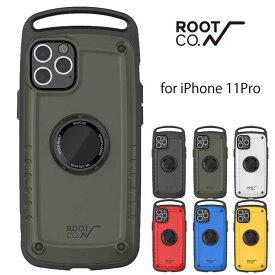 iPhone 11Pro ROOT CO. ルートコー スマホケース iPhoneケース アウトドア 衝撃 耐衝撃 登山 ケース Shock Resist Case Pro. for iPhone11Pro