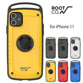 iPhone 11 ROOT CO. ルートコー スマホケース iPhoneケース アウトドア 衝撃 耐衝撃 登山 ケース Shock Resist Case Pro. for iPhone11