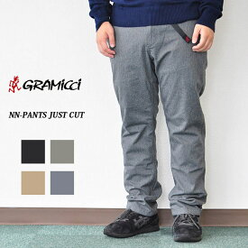 グラミチ gramicci NN パンツ ニューナローパンツ ジャストカット NN-PANTS JUST CUT メンズ 8817-FDJ