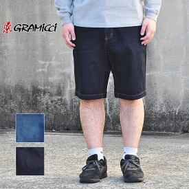 グラミチ ショートパンツ メンズ デニム STショーツ GRAMICCI DENIM ST-SHORTS ハーフパンツ GMP-19S011