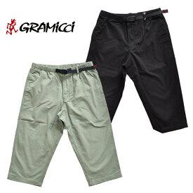 GRAMICCI グラミチ MIDDLE CUT PANTS ミドルカットパンツ メンズ カーキ/黒/ M-XL GUP-19S004