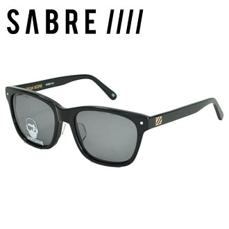 SABRE Sabre 太阳镜怪物场景怪物场景光泽黑色灰色镜片