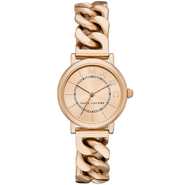 マークジェイコブス 時計 MARC JACOBS クラシック レディース ウォッチ 腕時計 ローズゴールド MJ3595【ブランド 新品 送料無料 誕生日 記念日 お祝い プレゼント 正規 人気 レディース 安心 保証 ギフト 10倍】