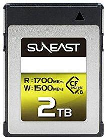 サンイースト SUNEAST ULTIMATE PRO CFexpress Type Bカード SE-CFXB2TBS1700 (2TB)