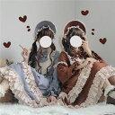 春夏ワンピース ロリータ ワンピース レディース二次元衣装 ロリータ風ワンピ ロリータ衣装 仮装 コスプレ ハロウイン…