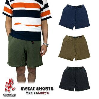 グラミチショートパンツ GRAMICCI GUP-17S028 SWEAT SHORTS sweat shirt shorts men gap Dis
