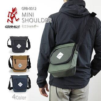 グラミチバッグ GRAMICCI GRB-0012 MINI SHOULDER mini-shoulder pochette men gap Dis