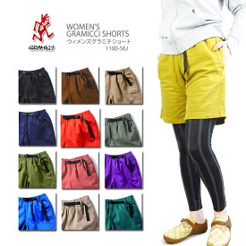 【NEW】グラミチ ショートパンツ GRAMICCI 1100-56J WOMEN'S GRAMICCI SHORTS ウィメンズ グラミチ ショート ショーツ レディース
