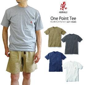 【20%OFF!】GRAMICCI グラミチ GUT-19S085 One Point Tee ワンポイント tシャツ コットン100%