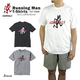 【20%OFF!】GRAMICCI グラミチ GUT-19S086 RUNNINGMAN TEE ランニングマン tシャツ コットン100%
