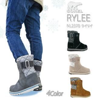 Sorrel boots snow boot Lady's SOREL RYLEE ライリイライリィ NL2294 NL2370 NL2371 NL2781 waterproofing