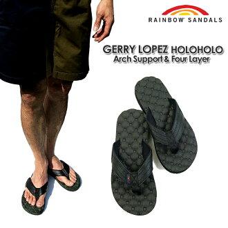 彩虹凉鞋×杰里洛佩茨RAINBOW SANDALS HOLOHOLO Beach sandal凉鞋人