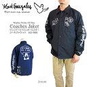 de45e3d51d MARK GONZALES mark Gonzales COACHS JKT coach jacket jacket street 2G5-9906