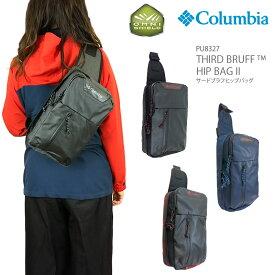 【NEW】コロンビア リュック COLUMBIA PU8327 THIRD BLUFF HIP BAG II サードブラフ ヒップバッグ2 5L 5lZs. ボディバッグ
