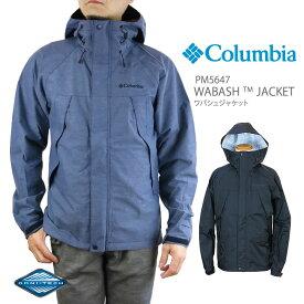 【NEW】コロンビア ジャケット マウンテンパーカー COLUMBIA PM5647 WABASH JACKET ワバシュジャケット レインウェア