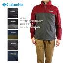 【冬物大処分セール開催中】【NEW】コロンビア フリース ジャケット COLUMBIA WE3220 STEENS MOUNTAIN FULL ZIP 2.0 スティーンズ マウンテン フルジップ 2