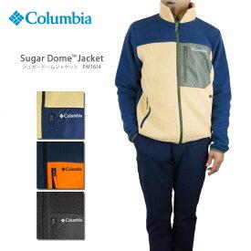【冬物大処分セール開催中】【20%OFF!】コロンビア フリース ジャケット COLUMBIA PM1614 Sugar Dome Jacket シュガードームジャケット