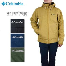 【冬物大処分セール開催中】【20%OFF!】コロンビア ジャケット マウンテンパーカー COLUMBIA PM3783 SUN POINT JACKET サンポイントジャケット フリース
