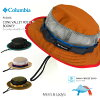 COLUMBIAコロンビアPU5056ConeValleyRockBooneyコーンバレーロックブーニーハット帽子